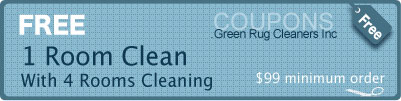 1 room free cleaning with 4 rooms cleaning-free coupons