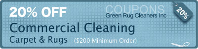 Commercial carpet cleaning - free coupons for new yorkers